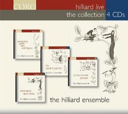 Hilliard Live: The Collection [Box Set]