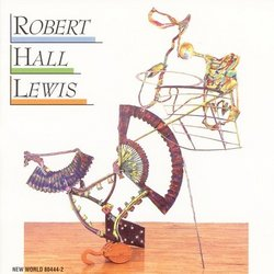 Lewis: Invenzione/Diptychon For Nine Players/Kantaten/Symphony No.4