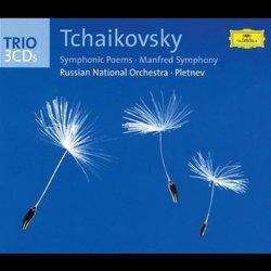 Tchaikovsky Symphonic Poems / Manfred Symphony