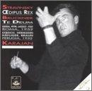 Stravinsky: Oedipus Rex / Bruckner: Te Deum; Herbert von Karajan