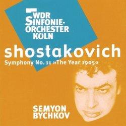 Dmitri Shostakovich: Symphony No.11 ''The Year 1905''