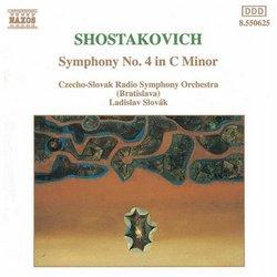 Shostakovich: Symphony No. 4 in C minor