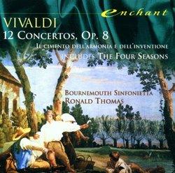 12 Concerti Op 8 / Cimento Dell'Armonia E Dell'Inv