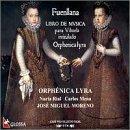 Fuenllana: Libro de música para vihuela intitulado: Orphénica Lyra