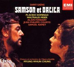 Saint-Saëns: Samson et Dalila / Domingo, Meier, Chung