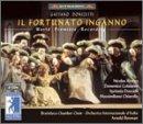 Donizetti - Il fortunato inganno / Rivenq · Colaianni · Donzelli · Chiarolla · Bosman