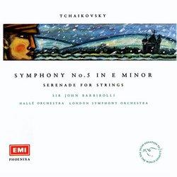 Phoenixa Series- Tchaikovsky: Symphony no 5, Serenade