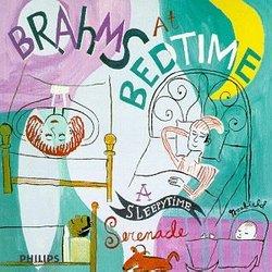 Brahms at Bedtime: A Sleepytime Serenade