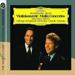 Violin Concertos by Mendelssohn & Bruch