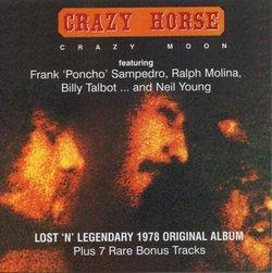 CRAZY MOON (CD)