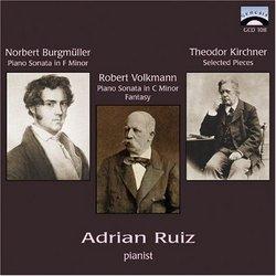 Burgmuller/Volkmann/Kirchner