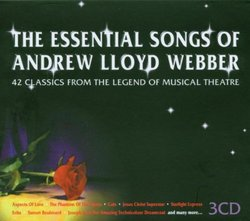 Essential Songs of Andrew Lloyd Webbe