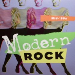 Time Life Modern Rock Mid-80's