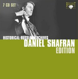 Daniel Shafran Edition (Historical Russian Archives)