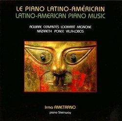 Latin-American Piano Music, Vol. 2 / Ametrano