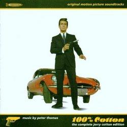 100% Cotton: the Complete Jerry Cotton Edition [Original Motion Picture Soundtrack]