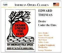 Edward Thomas: Desire under the Elms