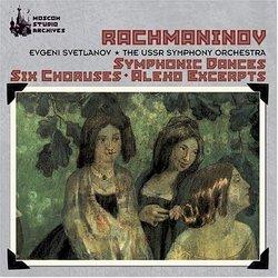 Rachmaninov-Symphonic Dances/Six Choruses