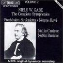 Niels W.Gade: The Complete Symphonies, Volume 2: No.1 in C Minor & No.8 in B Minor