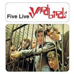 Five Live Yardbirds (Spec)