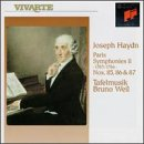 Symphonies 85-87