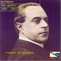 Pachmann: The Mythic Pianist, 1907-1927