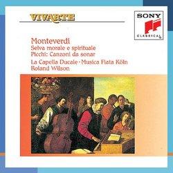 Vespro con canzoni: Monteverdi and Picchi