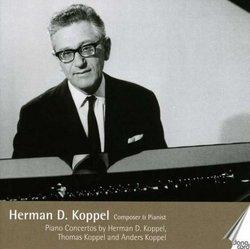 Herman D. Koppel: Composer & Pianist
