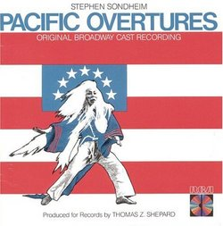 Pacific Overtures (1976 Original Broadway Cast)