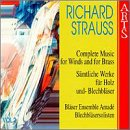 Richard Strauss: Complete Music for Winds and Brass, Vol. 2