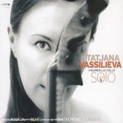 Tatjana Vassilieva: Violoncelle Solo