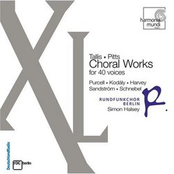 XL: Choral Works for 40 Voices [Hybrid SACD]
