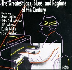 Greatest Jazz Blues & Ragtime 2