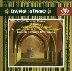 Schubert: Symphonies Nos. 8 & 9