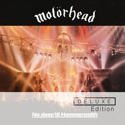 No Sleep Til Hammersmith (Dlx) (Exp) (Dig)