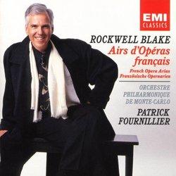 Rockwell Blake ~ French Opera Arias
