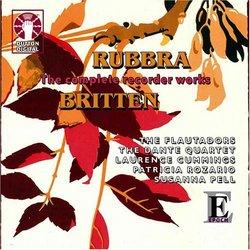 Rubbra, Britten: The Complete Recorder Works