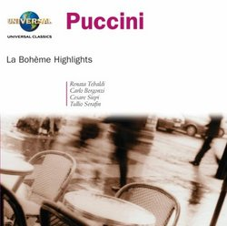 Puccini: La Bohème Highlights