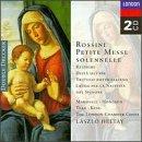 Gioachino Rossini: Petite Messe solennelle; Ottorino Respighi: Deità silvane; Trittico botticelliano