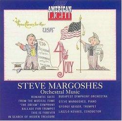 Steve Margoshes: Orchestral Music