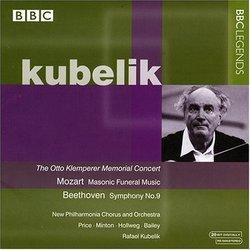 Kubelik:The Otto Klemperer Memorial Concert