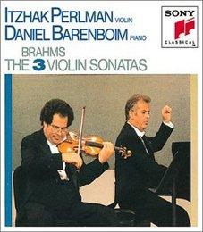 Brahms: The 3 Violin Sonatas