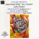 Diamond: Symphony No. 5; Babbitt: Relata 1; Persichetti: Night Dances