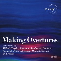 Making Overtures