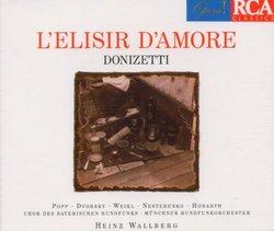 Donizetti: L'elisir D'amore [Germany]