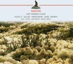 French Flute-Works By Durufle Gallon Rhene-Bathon