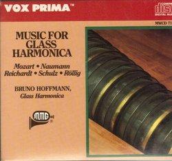 Bruno Hoffmann: Music for Glass Harmonica
