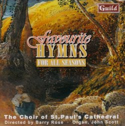 Favourite Hymns for all Seasons