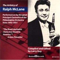 The Artistry of Ralph McLane