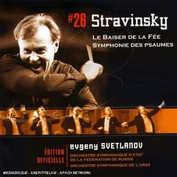 Stravinsky: Fairys Kiss / Sym of Psalms